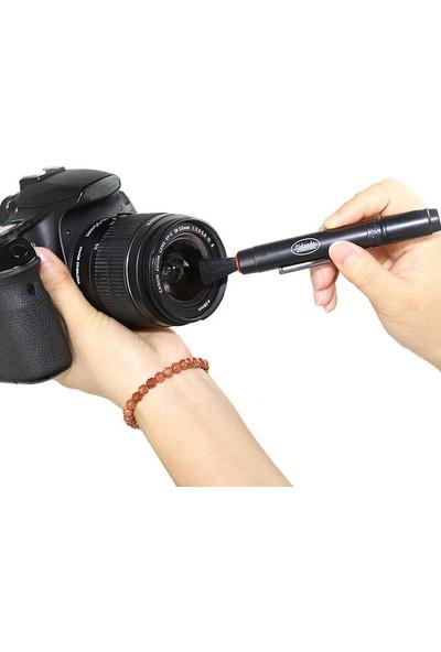 Tianya Lenspen Lens Objektif Temizleme Kalemi + Microfiber Bez Canon Nikon Sony Fujifilm Olympus Vb.