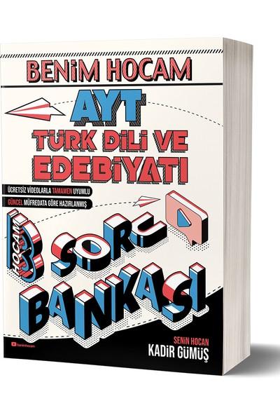 2020 Ayt Türk Dili Ve Edebiyatı Soru Bankası Benim Hocam Yayınları - Kadir Gümüş