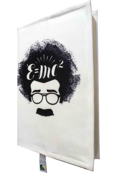 Bcoverart Kitap Kılıfı - Einstein