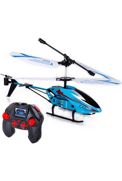 Aviator R/c 3.5 Kanal Gyroscope Uzaktan Kumandalı Işıklı Helikopter