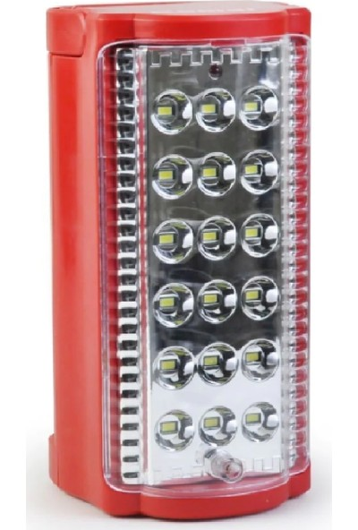Fujita 18 LED Şarjlı Işıldak