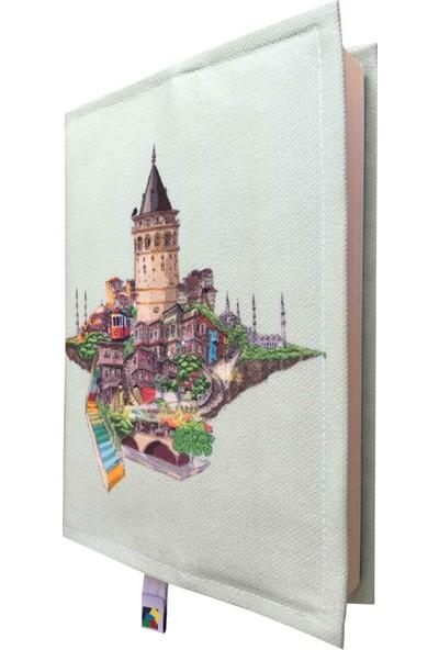Bcoverart Kitap Kılıfı - İstanbul