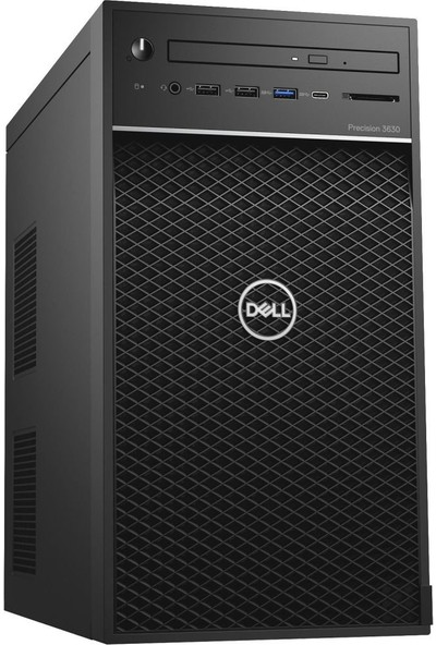 Dell Precision Omega Intel Xeon E-2136 16GB 2TB 256GB SSD Nvidia Quadro P2000 Windows 10 Pro Masaüstü Bilgisayar T3630
