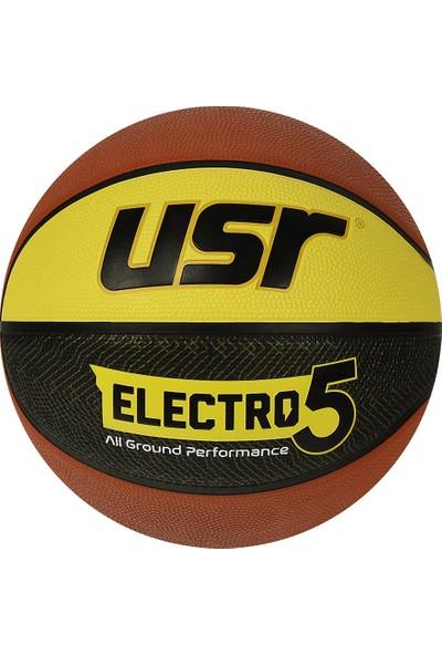 Usr Electro5 Kauçuk 5 No Basketbol Topu