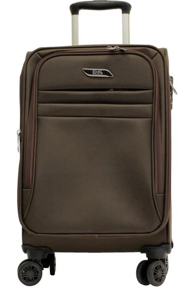 Ehs 104963-3kh Ehs Kahverengi Kabin Boy Valiz, Bavul