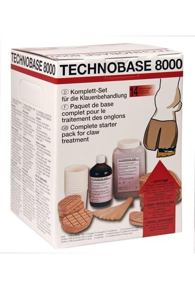 Technobase 8000 Tırnak Bakım Kiti (14)