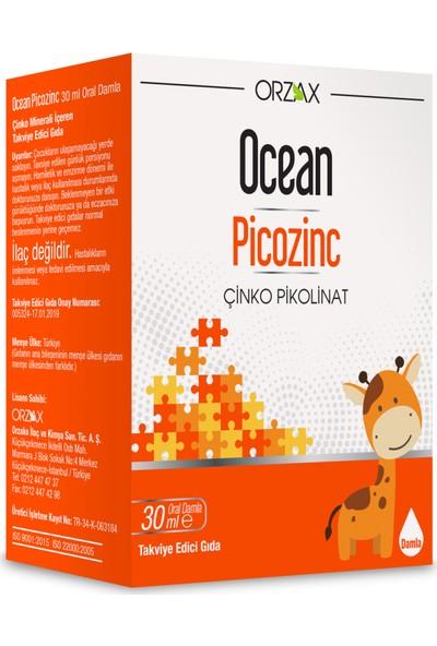 Ocean Picozinc 30 ml Damla