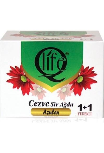 Qlife azulen 1+1 Cezve Sir Ağda