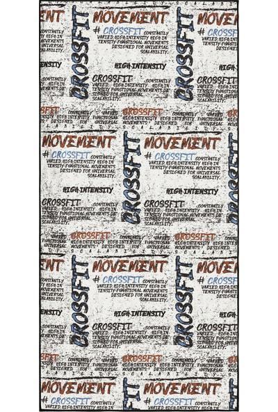 Essential Towel Ast000Pl016 Desenli Havlu