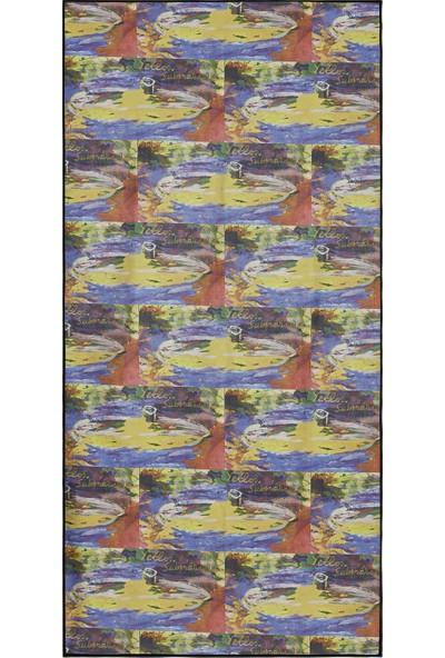 Essential Towel Ast000Pl022 Desenli Havlu