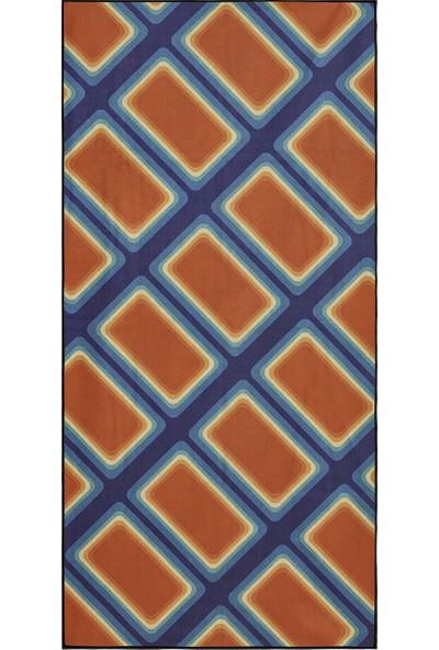 Essential Towel Ast000Pl009 Desenli Havlu
