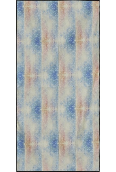 Essential Towel Ast000Pl010 Desenli Havlu