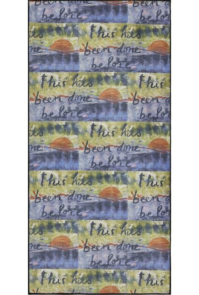 Essential Towel Ast000Pl012 Desenli Havlu