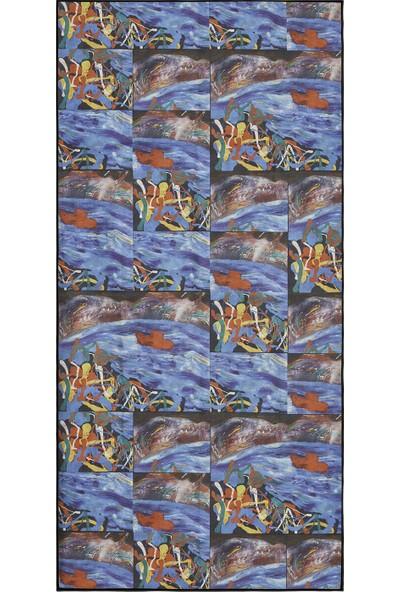 Essential Towel Ast000Yg002 Desenli Havlu
