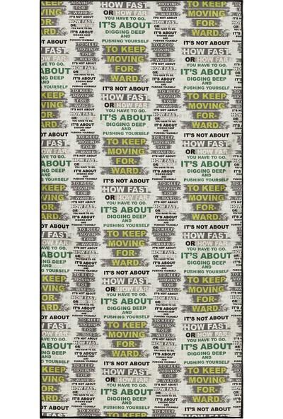 Essential Towel Ast000Pl004 Desenli Havlu