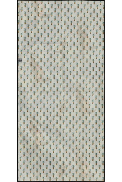 Essential Towel Ast000Pl003 Desenli Havlu