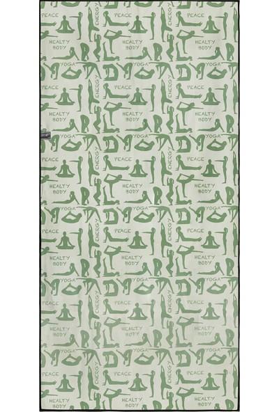 Essential Towel Ast000Yg004 Desenli Havlu