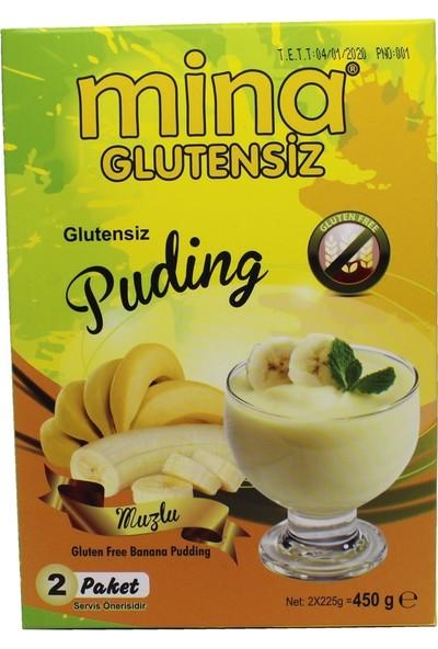 Mina Glutensiz Muzlu Puding 430 gr
