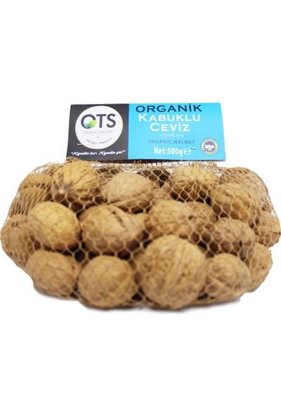 Ots Organik Kabuklu Ceviz 500 gr