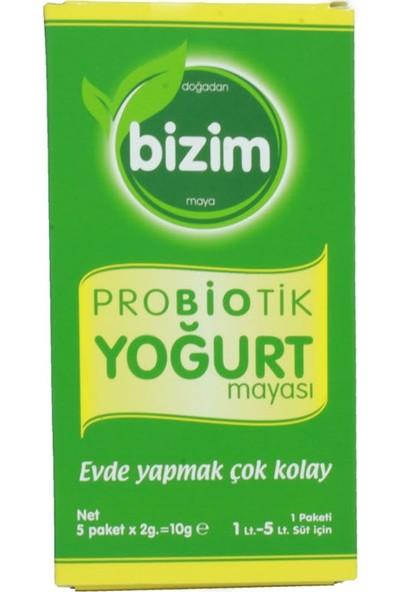 Doğadan Bizim Probiotik Yoğurt Mayası 5 Adet