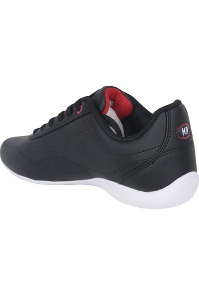 M.P 182-1829 Sportıve Siyah Mevsimlik Günlük Erkek Spor Ayakkabı