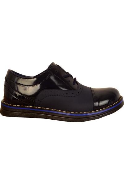 Volter Laci Bağcıklı Günlük Sünetlik Erkek Çocuk Kundura Ayakkabı