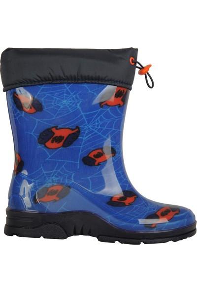 Arısan 222 Termal Kürklü Kışlık Erkek Çocuk Çizme Bot Ayakkabı