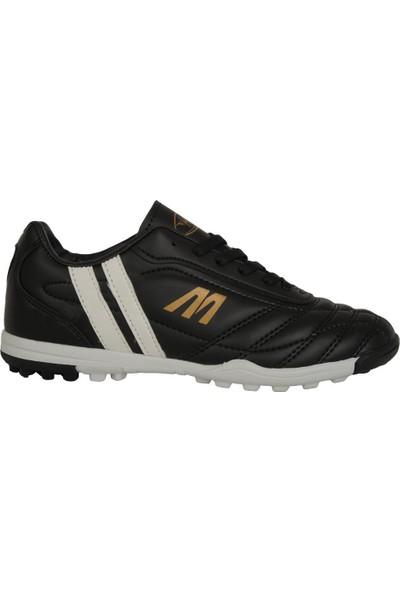 M.P 191-7374 Siyah Halısaha Erkek Futbol Spor Ayakkabı