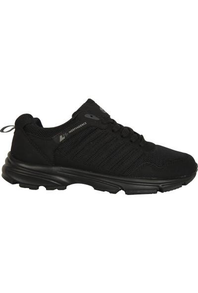 M.P 191-6803 Siyah Yürüyüş Koşu Yazlık Rahat Erkek Spor Ayakkabı