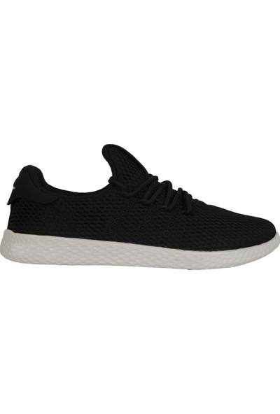 Dunlop 114101 Siyah Yazlık Yürüyüş Koşu Erkek Spor Ayakkabı