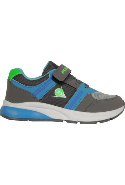 Dunlop 118103F Füme-Turkuaz Yazlık Erkek Çocuk Spor Ayakkabı