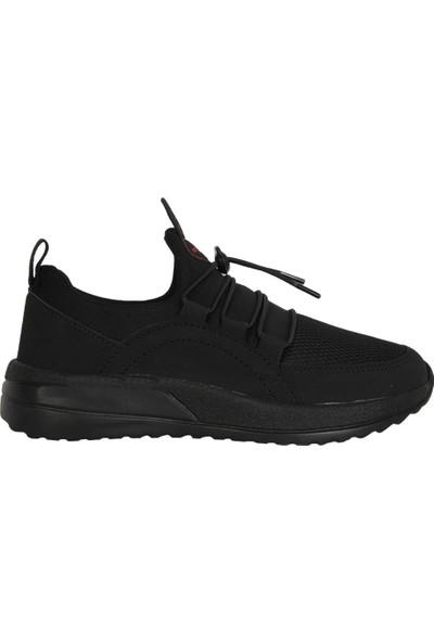 Dunlop 118104F Siyah Bağsız Yazlık Erkek Çocuk Spor Ayakkabı
