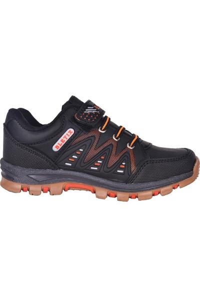 Bletix 2565 Cırtlı Kışlık Tracking Erkek Çocuk Kısa Bot Spor Ayakkabı