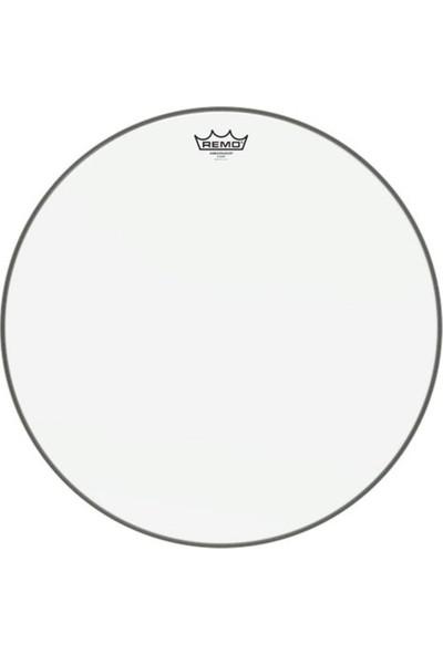 REMO AMBASSADOR® CLEAR 20 inç Davul Derisi