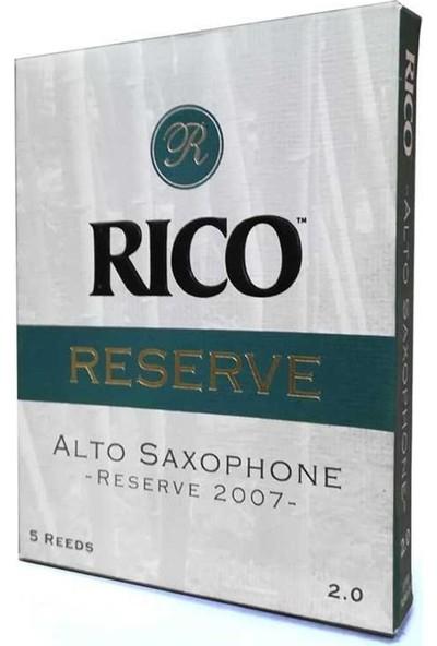 Rico Reserve Alto Saksafon Kamışı (5li) No.2