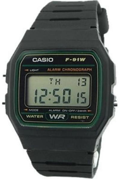 Casio F-91W-3DG Erkek Kol Saati