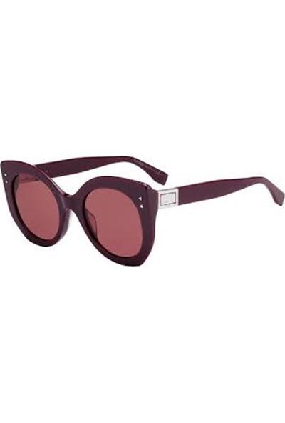 Fendi FF0265/S 0t7 4s Kadın Güneş Gözlüğü