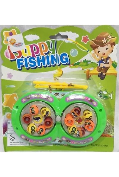 Kurmalı Balık Oyunu Kartela 2li