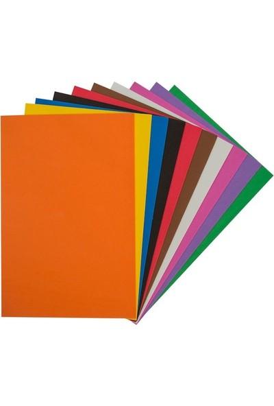 Kraf Kids Eva 20 x 30 cm Karışık 10 Renk