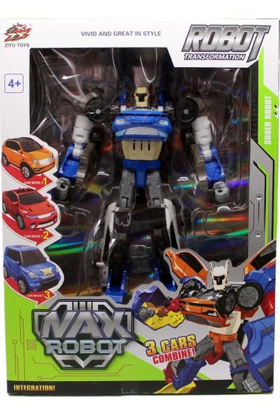 Transformers 3 Arabalı Büyük
