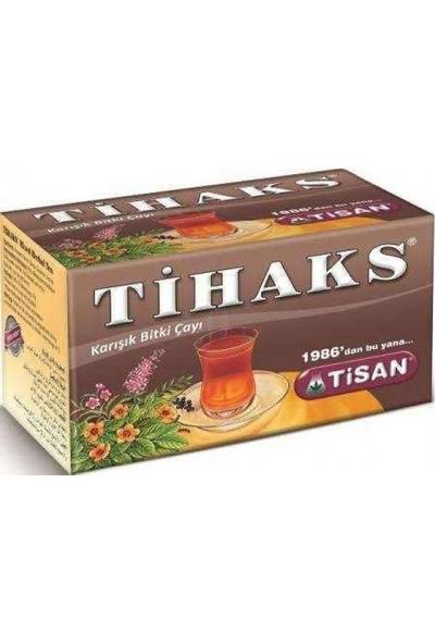 Tisan Tihaks Karışık Bitki Çayı 20 Poşet