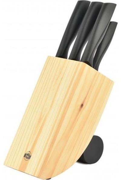 Taç 7510 Hardy 6 Parça Bıçak Seti