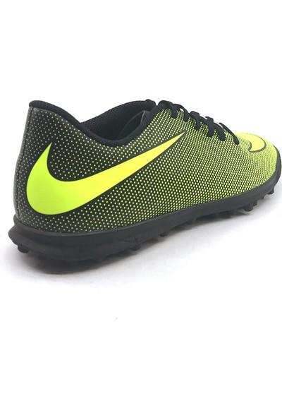 Nike Bravata Iı 844437070 Tf Sarı Erkek Halısaha Futbol Ayakkabısı