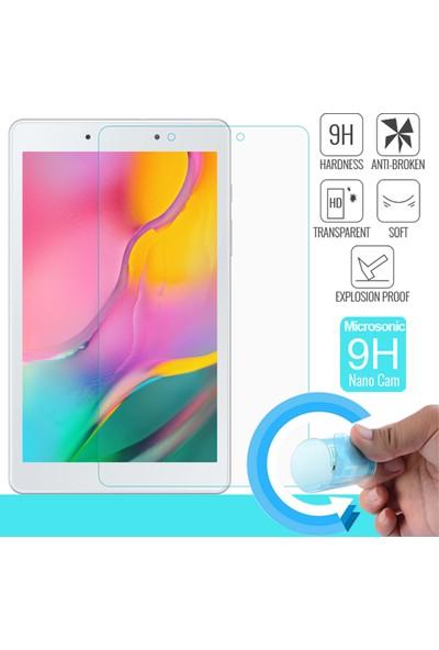 "Microsonic Samsung Galaxy Tab A 8"" 2019 T290 Nano Cam Ekran koruyucu"