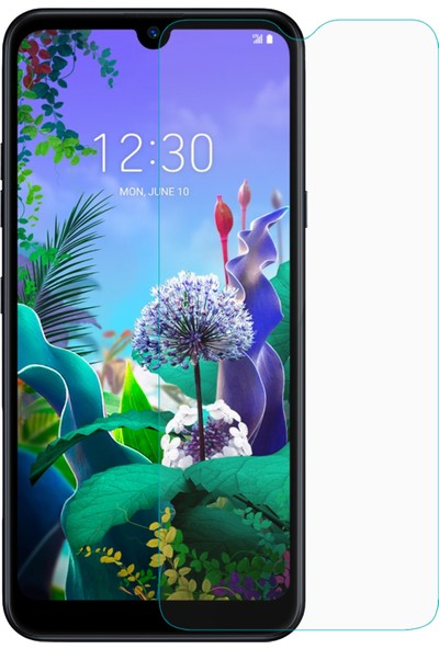 Microsonic LG Q60 Temperli Cam Ekran Koruyucu