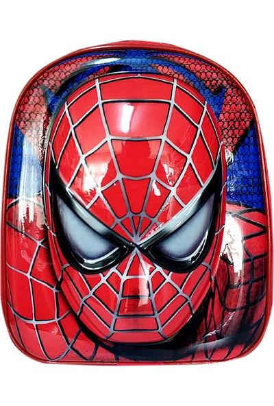 Redpoloshop Anaokulu Sırt Çantası Spiderman Sert ABS Kabuk Yüzey