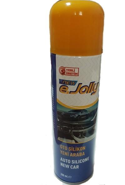 E-Jolly Silikon Spreyi 200 Ml