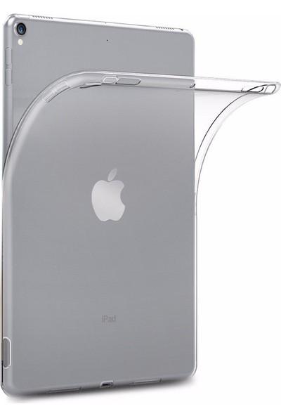 "Redpoloshop Apple iPad Air 10.5"" 2019 A2123 A2153 A2154 Kılıf Şeffaf Transparan Silikon Tpu"