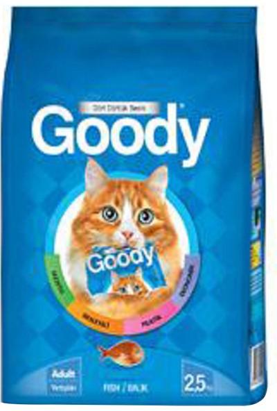 Goody Balıklı Yetişkin Kedi Maması 2,5 kg