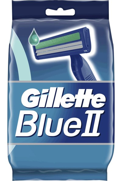 Gillette Blue2 10'lu Kullan At Tıraş Bıçağı